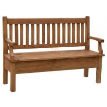 Pine bench Hacienda 03
