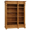 Pine shelving unit Hacienda 15