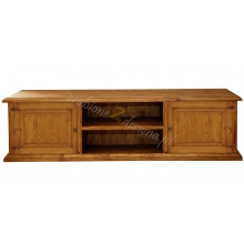 Pine TV unit Hacienda 03