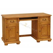Pine desk Hacienda 02