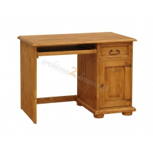 Pine desk Hacienda 03