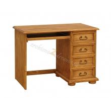 Pine desk Hacienda 04