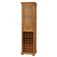 Pine wine stand Hacienda 03