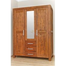 Birch wardrobe Rodan W3+3