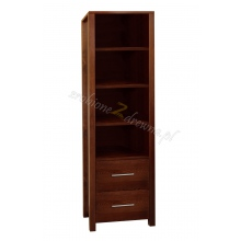 Pine shelving unit Milano 17