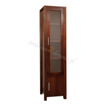 Pine display unit Milano 07