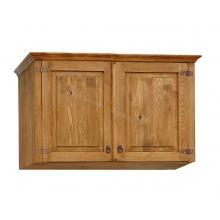 Pine top box with 2 doors 02