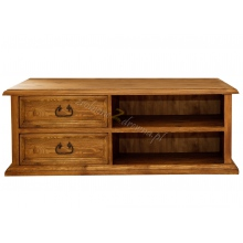 Pine TV unit Hacienda