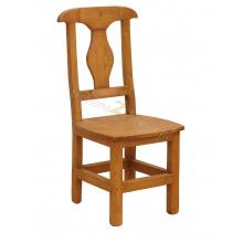 Pine chair Hacienda 05