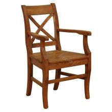 Pine chair Hacienda X