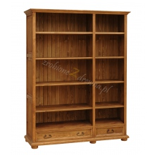 Pine shelving unit Hacienda 12