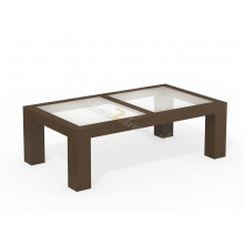 Birch coffee table Rodan S1
