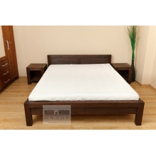 Birch bed Rodan L5
