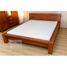 Birch bed Rodan L1