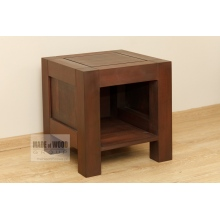 Birch bedside table Rodan N1