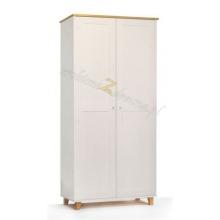 Pine wardrobe Siena 2d