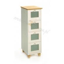 Pine sideboard Siena 4s