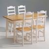 Pine table Siena 140