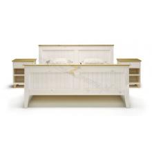 Pine bed Siena L4