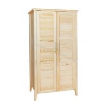 Pine wardrobe Torino 01