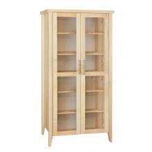 Pine display unit Torino 10