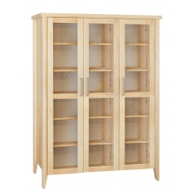 Pine display unit Torino 16