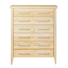 Pine sideboard Torino 25