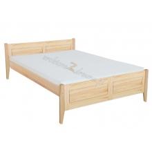 Pine bed Torino 43