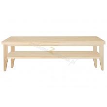 Pine bench Torino 40