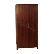Pine wardrobe Milano 01