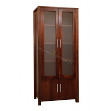Pine display unit Milano 10
