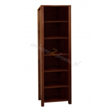Pine shelving unit Milano 16